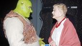 Angela Lansbury at Shrek - Brian d'Arcy James - Angela Lansbury (talking)