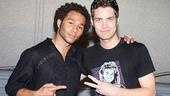 Corbin Bleu at Little Mermaid - Corbin Bleu - Drew Seeley