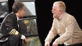 "John Ortiz & Philip Seymour Hoffman in ""Othello"""