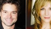 Hunter Foster & Lisa Brescia