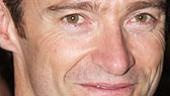 A Steady Rain First Preview Stage Door - Hugh Jackman