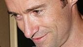 A Steady Rain First Preview Stage Door - Hugh Jackman (signs)
