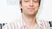 "Will Justin Kirk score as many laughs centerstage as he does as wise-cracking stoner Uncle Andy on ""Weeds?"" We're guessing yes."