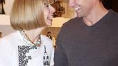 Hugh Jackman Fashion Night Out - Anna Wintour - Hugh Jackman