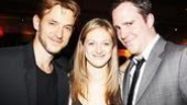 The Retributionists Opening Night – Adam Rothenberg – Marin Ireland – Patch Darragh