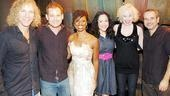 Memphis stars at Toxic Avenger  David Bryan  Chad Kimball  Diana DeGarmo  Nancy Opel  Joe DiPietro