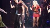Kerry Butler first performance in Rock of Ages  Constantine Maroulis  Kerry Butler