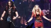 Kerry Butler first performance in Rock of Ages  Kerry Butler  Constantine Maroulis