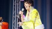 Beth Leavel debut in Mamma Mia  Beth Leavel