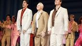 Beth Leavel debut in Mamma Mia  Patrick Boll  John Dossett  David Andrew MacDonald