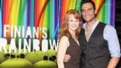 Finian's Rainbow Broadway Meet and Greet - Kate Baldwin - Cheyenne Jackson
