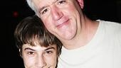 Kiril Kulish and Hadynn Gwynne Last Billy Elliot Performance - Kiril Kulish - Gregory Jbara