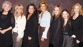 Hoda and Kathie Lee at Love, Loss – cast