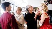 White Christmas photo shoot 2009 – Tony Yazbeck – Mara Davi