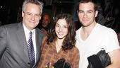 In addition to Oleanna and The Royal Family on Broadway, Doug Hughes recently directed Farragut North in L.A., starring the in-demand twosome of Olivia Thirlby and Chris Pine.