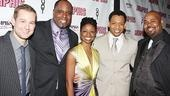 Memphis Opening - Chad Kimball - J. Bernard Calloway - Montego Glover - Derrick Baskin - James Monroe Iglehart