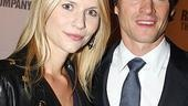After Miss Julie Opening - Claire Daines - Hugh Dancy