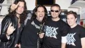 The Golden Mullet Awards - Constantine Maroulis - Will Swenson - Paul Schoeffler - Tom Lenk