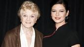 A Little Night Music Meet and Greet - Angela Lansbury - Catherine Zeta-Jones
