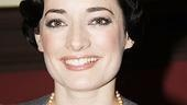 Laura Michelle Kelly originated the role of Mary Poppins in London's West End in 2004 and won an Olivier Award for her performance, but this is her first Broadway appearance in the role.