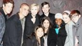 Glee Visits Love, Loss and What I Wore  Glee cast  Jane Lynch