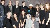 Glee Visits Love, Loss and What I Wore – big group
