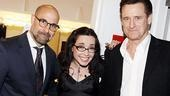 It's a successful event for Stanley Tucci, Janeane Garofalo and Bill Pullman. Congrats to all the 2009 Artios Award winners.