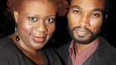 November 2009 cast of Love, Loss – Capathia Jenkins – bf Steven