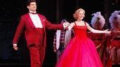 White Christmas Opening 2009  cc - Tony Yazbeck - Mara Davi