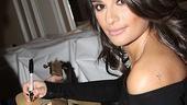 Lea Michele and Jonathan Groff cabaret – Lea Michele
