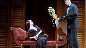 The Addams Family - Show Photos - Bebe Neuwirth - Zachary James