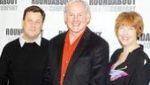 Present Laughter Meet and Greet - Brooks Ashmanskas - Victor Garber - Harriet Harris