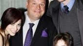 Addams Family Chicago opening  Krysta Rodriguez  Kevin Chamberlin  Zachary James  Adam Riegler
