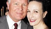Addams Family Chicago opening  Chris Calkins  Bebe Neuwirth