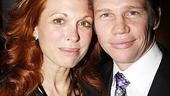 Addams Family Chicago opening  Carolee Carmello  Jack Noseworthy