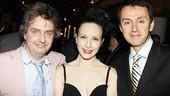 Addams Family Chicago opening – Phelim McDermott – Bebe Neuwirth – Andrew Lippa