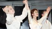 A Little Night Music Opening – Angela Lansbury – Catherine Zeta-Jones curtain