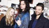 Amanda Seyfried and Dominic Cooper at Rock of Ages - Amanda Seyfried - Constantine Maroulis - Dominic Cooper