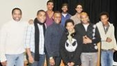 Scottsboro Boys meet and greet  Rodney Hicks - Sean Bradford - Christian White - Julius Thomas III - Derrick Cobey - Josh Breckenridge - Cody Ryan Wise - Brandon Victor Dixon - Kendrick Jones