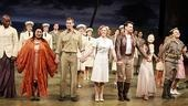Laura Osnes South Pacific Return  company