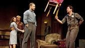 A View from the Bridge - Show Photos - Scarlett Johansson - Santino Fontana - Liev Schreiber - Corey Stoll