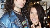 Audrina Patridge and Ryan Cabrera at Rock of Ages – Constantine Maroulis – Audrina Patridge