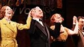 There's laughter in abundance as Victor Garber takes his first opening night bow on Broadway in over ten years with costars Lisa Banes, Harriet Harris and Brooks Askmanskas.