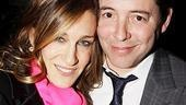 Present Laughter Opening - Sarah Jessica Parker - Matthew Broderick