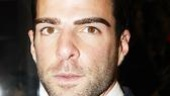 Present Laughter Opening - Zachary Quinto