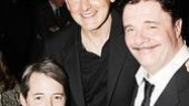 Present Laughter Opening - Matthew Broderick - Victor Garber - Nathan Lane