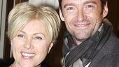 View from the Bridge Opening Night  Hugh Jackman  Deborra-Lee Furness
