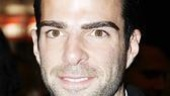 View from the Bridge Opening Night  Zachary Quinto