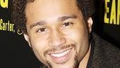 Corbin Bleu opens at In the Heights - Corbin Bleu out of costume