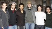 Corbin Bleu opens at In the Heights - Quiara Alegria Hudes - Lin-Manuel Miranda - Corbin Bleu - Bill Sherman - Thomas Kail - Alex Lacamoire